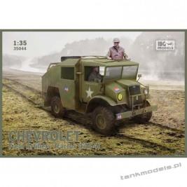 Chevrolet Field Artillery tractor FAT-4 - IBG 35044