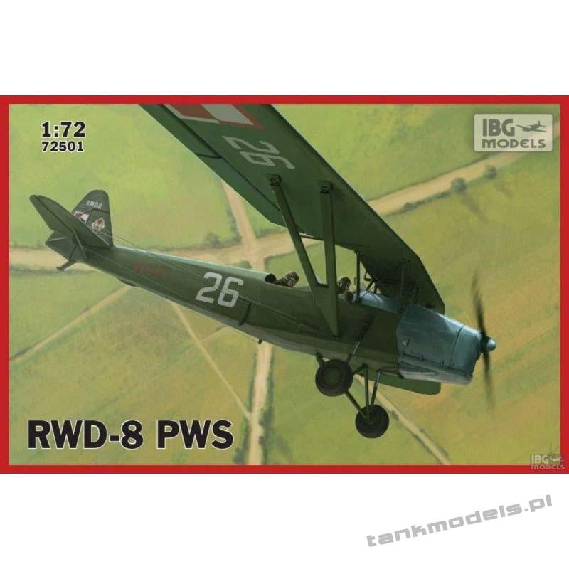 RWD-8 PWS - IBG 72501