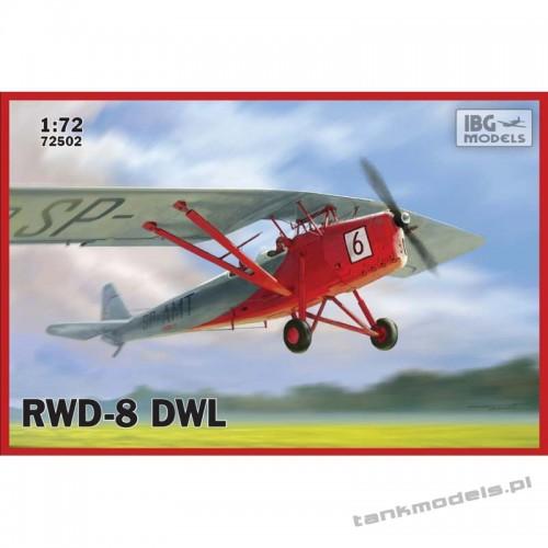 RWD-8 DWL - IBG 72502