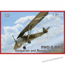 RWD-8 PWS Hungarian and Romanian serwice - IBG 72504