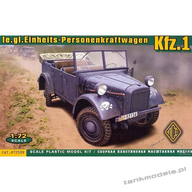 Kfz.1 Personenkraftwagen - ACE72509