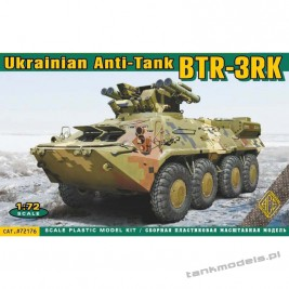 BTR-3RK Ukrainian AT system - ACE 72176