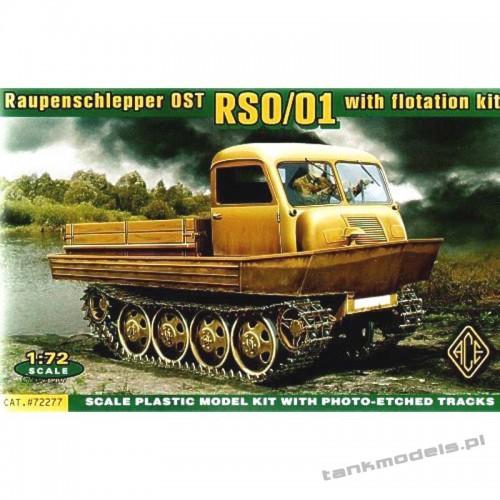 RSO/01 with flotation kit - ACE 72277