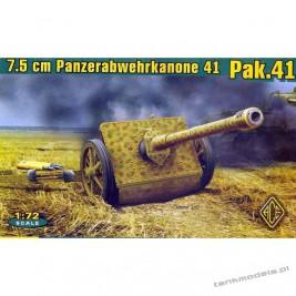 7,5cm Panzerabwehrkanone 41 (PaK 41) - ACE 72280