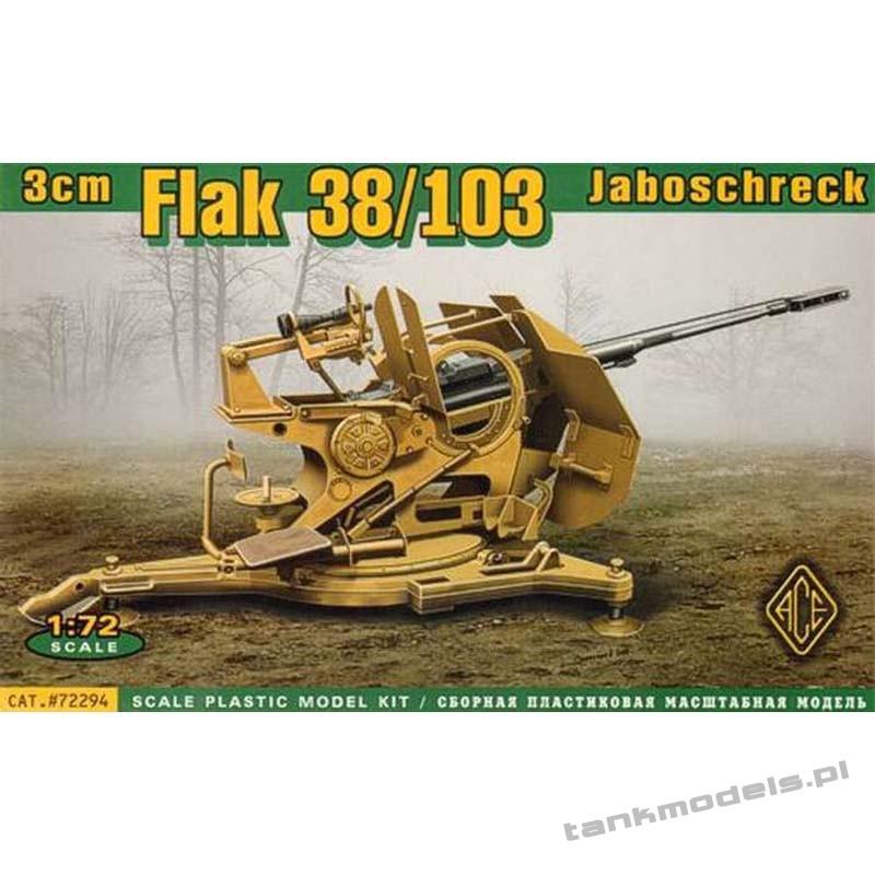 3cm Flak 103/38 Jaboshreck - ACE 72294