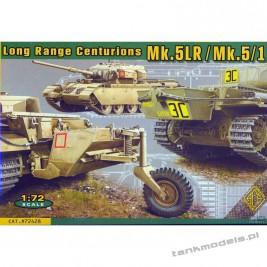 Long Range Centurions Mk.5 LR / Mk.5/1 - ACE 72428