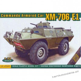 V-100 (XM-706 E1) Commando Car - ACE 72431