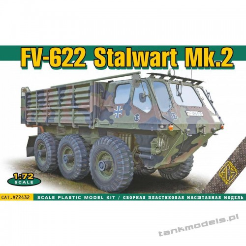 FV-622 Stalwart Mk.2 6x6 - ACE 72432