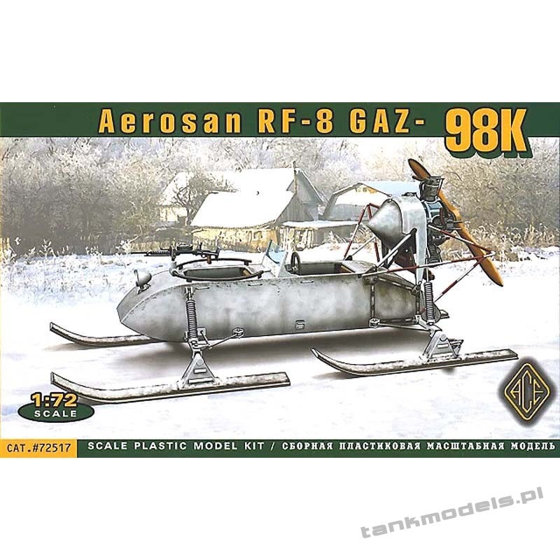 Aerosan 98 (RF-8) - ACE 72517