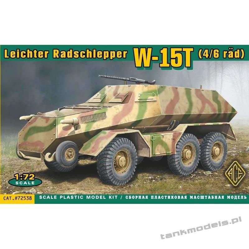 W-15T Radschlepper - ACE 72538