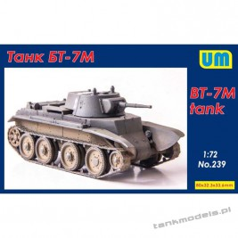 BT-7M - Unimodels 239