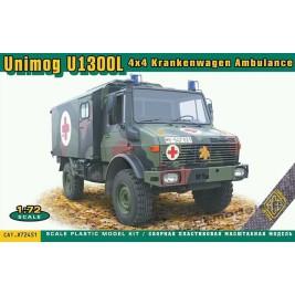 UNIMOG U1300L 4x4 Krankenwagen Ambulance - ACE 72451