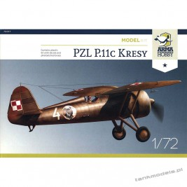 "PZL P.11c ""Kresy"" (model kit) - Arma Hobby 70017"