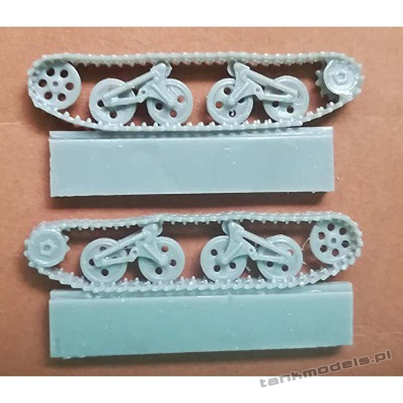 """Ford V3000 """"Maultier"""" tracked gear set (for IBG) - Modell Trans 72488"""