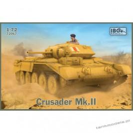 Crusader Mk. II British Cruiser Tank - IBG 72067