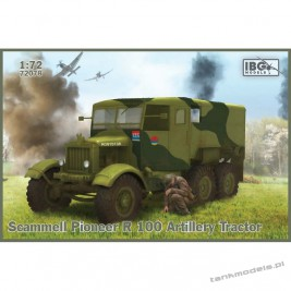 Scammell Pioneer R 100 Artillery Tractor - IBG 72078