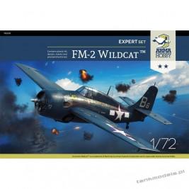 FM-2 Wildcat Expert Set - Arma Hobby 70031