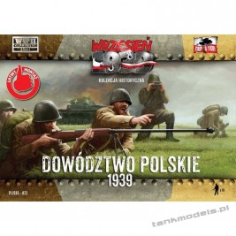 Dowództwo Polskie 1939 - First To Fight PL1939-23
