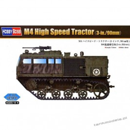 M4 High Speed Tractor (3-in./90mm) - Hobby Boss 82920