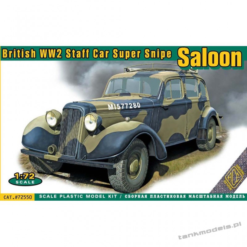 Humber Super Snipe Saloon - ACE 72550