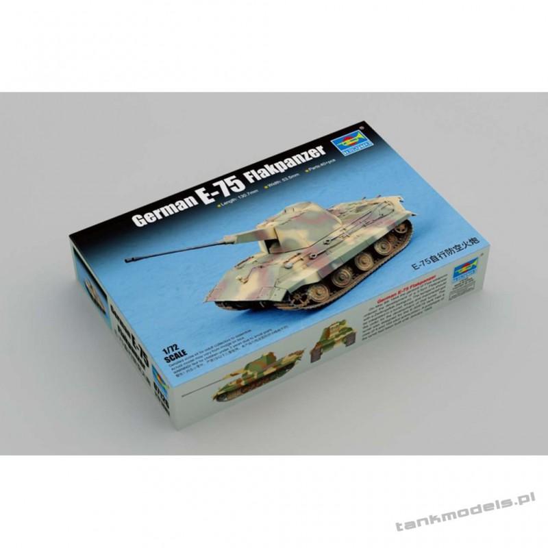 E-75 Flakpanzer - Trumpeter 07126