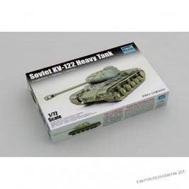 KV-122 Soviet heavy tank - Trumpeter 07128