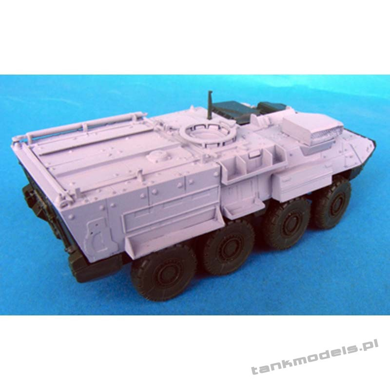 M1129 Stryker MC (Mortar Carrier) Conversion for Academy - Modell Trans 72151