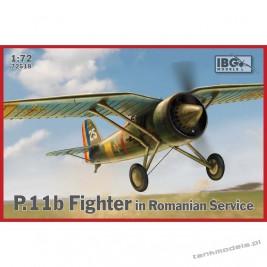 PZL P.11b Romanian Servis - IBG 72518