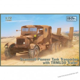 Scammell Pioneer with TRMU30 Trailer - IBG 72080