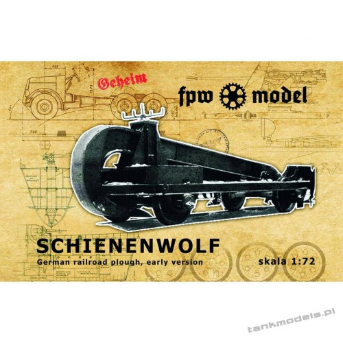 Schienenwolf (early version) - FPW Model 72005