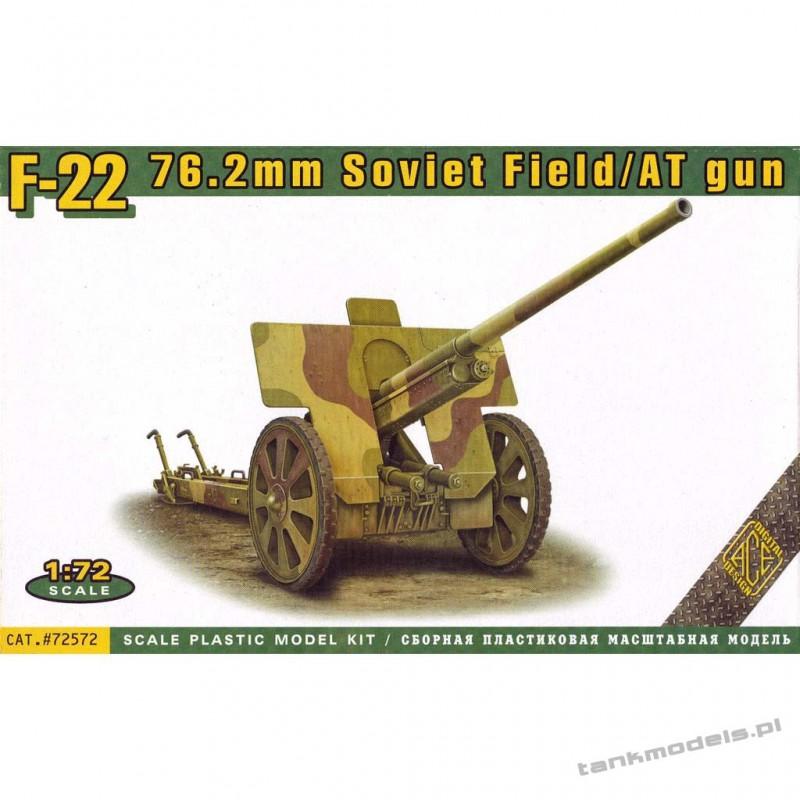 F-22 76,2mm Soviet AT Gun - ACE 72572