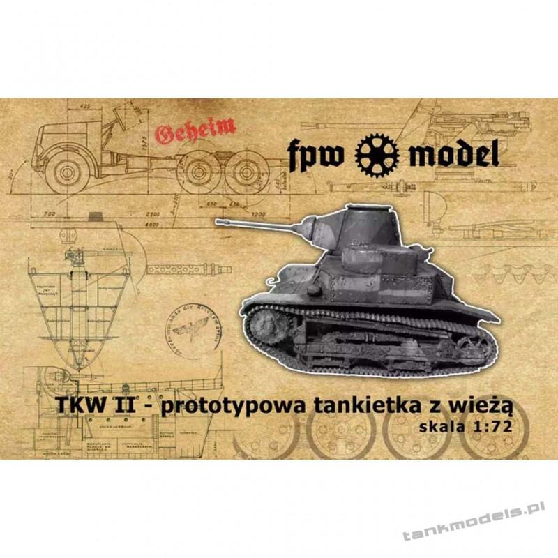 TKW-II w/NKM 20mm (conv. for TKS from FTF) - FPW Model 72016