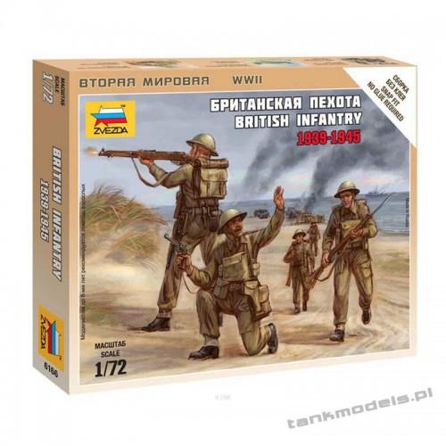 British Infantry 1939-1943 - Zvezda 6166