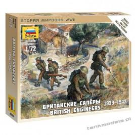 British engineers 1939-1943 - Zvezda 6219