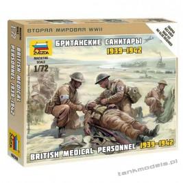 British Medic Team 1939-1942 - Zvezda 6228