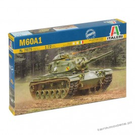 M60A1 Patton - Italeri 7075