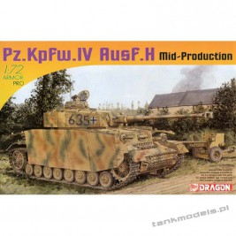 Panzer IV Ausf. H Mid-Production - Dragon 7279