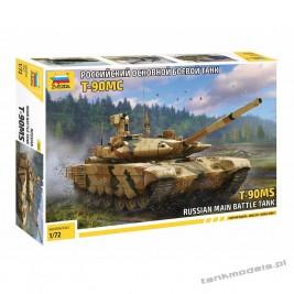 T-90MS Russian main battle tank - Zvezda 5065