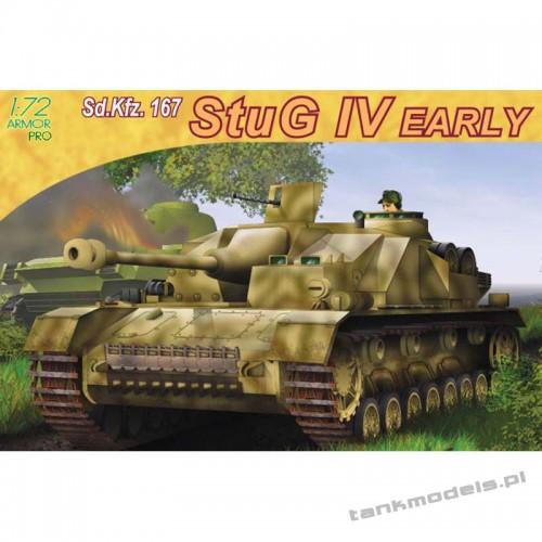 StuG IV early production - Dragon 7235