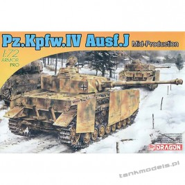 Panzer IV Ausf. J mid production - Dragon 7498