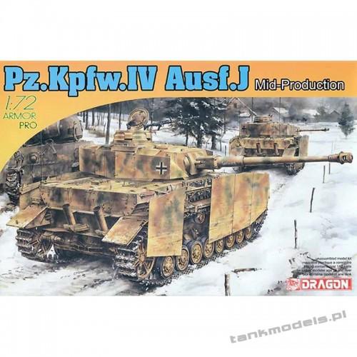 Panzer IV Ausf. J mid production - Dragon 7498