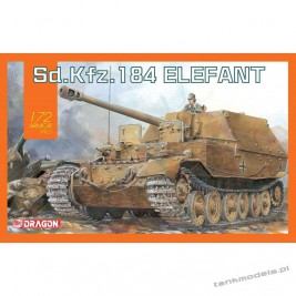 Sd.Kfz. 184 Elefant - Dragon 7515