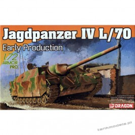 Jagdpanzer IV L/70 early production - Dragon 7307