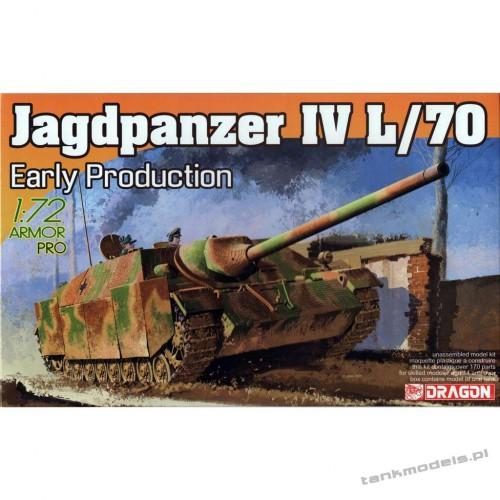 Jagdpanzer IV L/70 early production - Dragon 7307