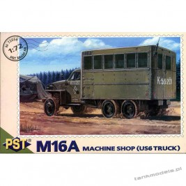 M16A Machine Shop US6 Studebaker