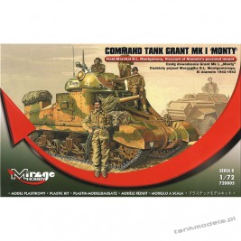 "Mk. I ""General Grant"" Command Tank - Mirage Hobby 72805"