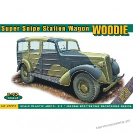Super Snipe Heavy Utility (Woodie) - ACE 72551