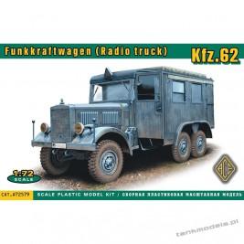 Kfz. 62 Funkkraftwagen (Radio truck) - ACE 72579