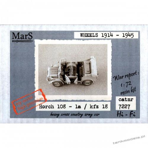 Kfz. 18 Horch 108 1A - Mars 7227