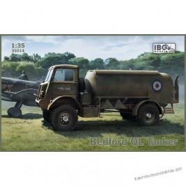 Bedford QL Tanker - IBG 35014
